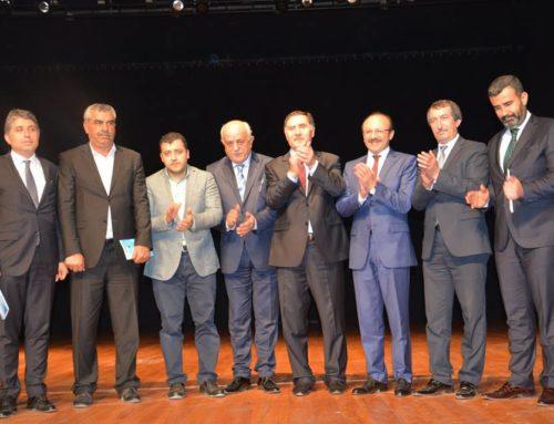 Adnan Vurucu Yeni Anayasa ve 2023 Vizyonu Konferansına Katıldı